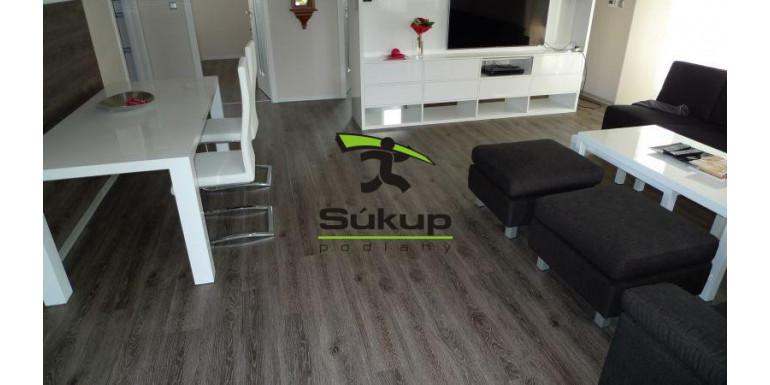 Realizace vinylové podlahy Design Line Select a Design Line Terra Round Edge